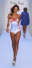 Mercedes-Benz Fashion Week Swim 2012 Official Coverage - Runway Day 2