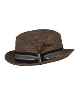 Coconut-Fedora-Straw-Trilby-New-York-Hat-Company-on-www.fashiondailymag.com-Brigitte-Segura-LL