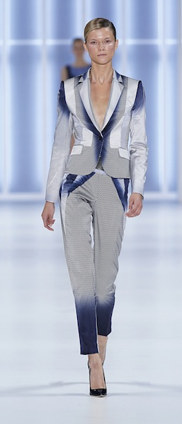 FashionDailyMag sel 8 HUGO BOSS ss12 mens BERLIN FASHION WEEK Mercedes-Benz