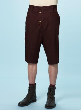 Topshop-Plum-Drop-Crotch-Shorts-on-www.fashiondailymag.com-by-Brigitte-Segura