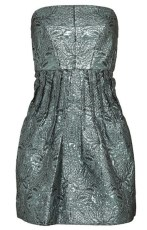 TIBI-jacquard-metallic-dress-NAP-fashiondailymag-cool-neutrals-