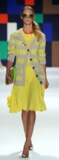 Milly By Michelle Smith - Runway - Spring 2012 Mercedes-Benz Fashion Week