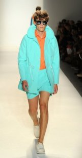 Mercedes-Benz Fashion Week Spring 2012 - Official Coverage - Best of Runway Day 2