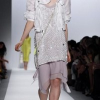 REBECCA TAYLOR spring 2012 MBFW