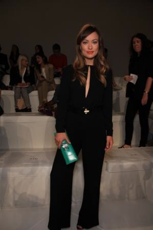 Ralph Lauren Spring 2012 Collection Show Olivia Wilde 4 FashionDailyMag