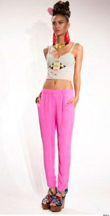 mara hoffman 2 pink from ss12 Fdm LOVES photo martin betz