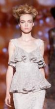 Badgley Mischka - Runway - Spring 2012 Mercedes-Benz Fashion Week