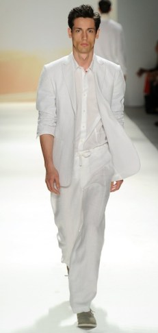 PERRY ELLIS SPRING 2012 FASHIONDAILYMAG 1 ph frazer harrison getty