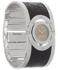 GUCCI-stainless-+-leather-watch-bangle-at-NaP-on-fdm-loves-brigitte-segura