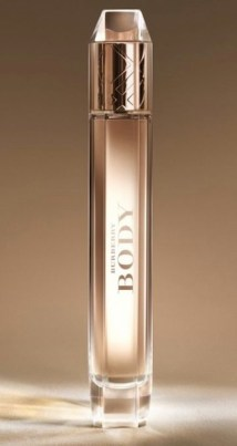 BURBERRY body for women fragrant holiday on FashionDailyMag