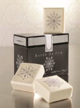 gianni rose atelier snowflake soap fdm loves sparkle girl