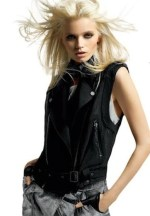 KARL is released on netaporter abbey lee photo by karl lagerfeld on FashionDailyMag