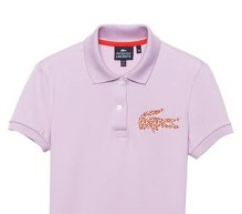 Women's Limited Edition Needlepoint Croc Polo_Pansy Purple