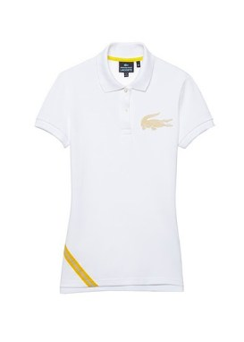 Women's Special Edition Polo_White