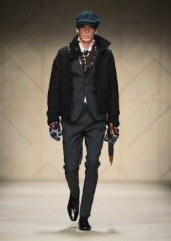 Burberry Prorsum Menswear Autumn Winter 2012