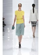 derek lam ss12 NYFW fashiondailymag sel 6 lemon mint colors