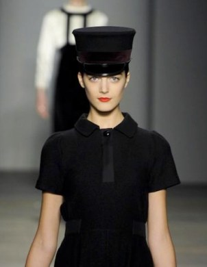 MARC BY MARC BEAUTY FALL 2012 fashiondailymag trend on red lips