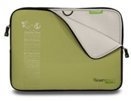 GREENSMART ECO-FRIENDLY laptop sleeve at ecosmart.biz FashionDailyMag trend on earth day FASHION
