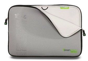 GREENSMART eco friendly lap top sleeve FashionDailyMag trend on earth day