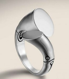 JOHN HARDY bamboo collection Toi Moi ring FashionDailyMag earth friendly