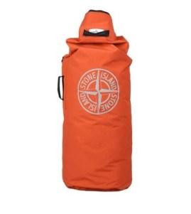 STONE ISLAND travel and duffle bag for men spring 2012 in tangerine