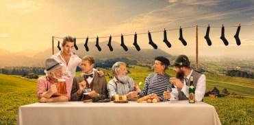 BLACKSOCKS mercerized cotton socks for men FashionDailyMag loves