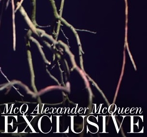 EXCLU mcQ at NetAPorter