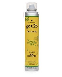GOT 2 B fat-tastic dry shampoo by schwarzkopf