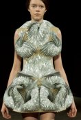 IRIS van HERPEN ss12 haute couture photo yannis vlamos on FashionDailyMag loves sel 3 sculpted