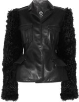 MCQ Alexander McQUEEN runway collection private order at NetAPorter sel 9 FashionDailyMag