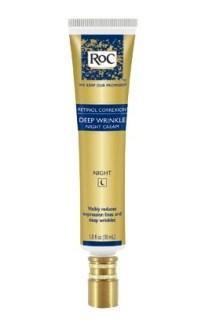 ROC retinol correxion deep wrinkle cream FashionDailyMag drugstore beauty ss12