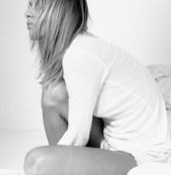 SkinLingerie white pima cotton knits FashionDailyMag loves