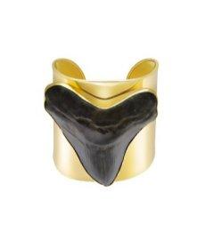 tooth cuff bracelet CHARLES ALBERT | curated on ICE by brigitte segura