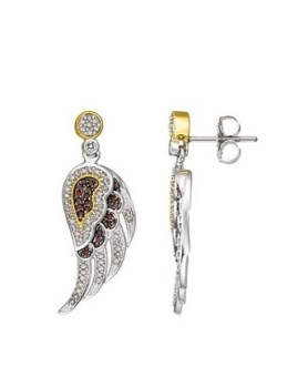 wing earrings for MOM curated on ICE by brigitte segura