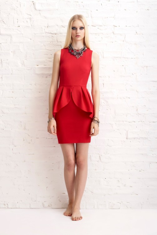 Erin Fetherston Resort 2013 look 11 FashionDailyMag