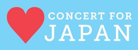 ConcertForJapan-april-9-proceeds-japan-earthquake-relief-fund-on-FDM