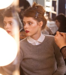DIESEL MEISEL behind the scenes fall 2012 campaign FashionDailyMag 1
