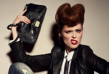 DIESEL MEISEL behind the scenes fall 2012 campaign FashionDailyMag 9