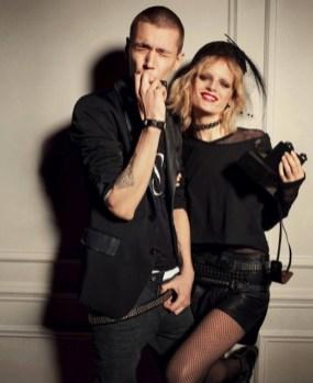 DIESEL MEISEL behind the scenes fall 2012 campaign FashionDailyMag YURI PLESKUN 1