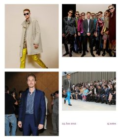 FASHIONDAILYMAG menswear spring 2013 highlights burberry prorsum MFW