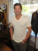 John Varvatos Event 2012 Patrick Dempsey FashionDailyMag Selects