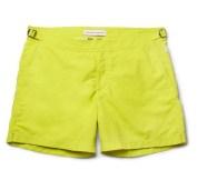 ORLEBAR BROWN citron setter swim shorts