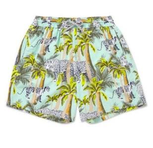 VILEBREQUIN tropical mens swim shorts
