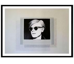 ANDY WARHOL birthday | exhibition A | FashionDailyMag