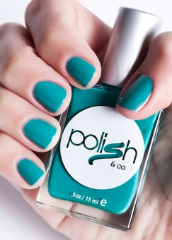 POLISH & CO nail polish 8 on FashionDailyMag