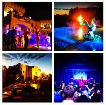 Sir Ivan celebrates his new single and music video release at La La Land party PBM hamptons