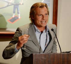 Moet & Chandon Toasts The Start Of The 2012 US Open At The 12th Annual USTA Serves Opening Night Gala