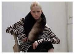 pas DE CALAIS zebra pattern fall 2012 | FashionDailyMag