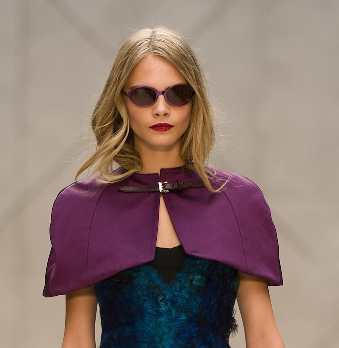 548ffa74ce44 Burberry Prorsum Womenswear Spring Summer 2013 Collection