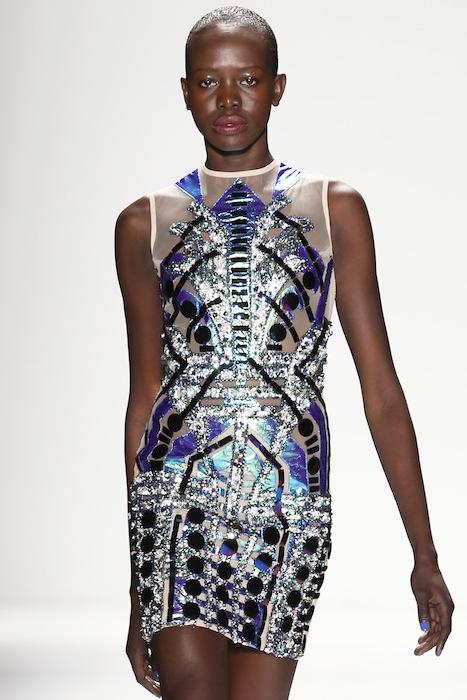 e45ed8d8 FALGUNI & SHANE PEACOCK SPRING 2013 | Fashion Daily Mag